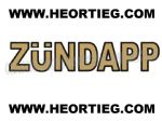 ZUNDAPP TANK AND FAIRING TRANSFER DECAL DZU19-2